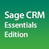 Sage CRM Essentials Edition