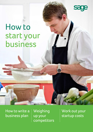 Free guide to starting a business